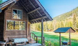 Cabin Rentals BC About